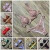 New Summer Sexy Patchwork Bikini Woman Swimsuit 2016 Bandage Swimwear Best Soft Swimsuits Bathing Suit Black