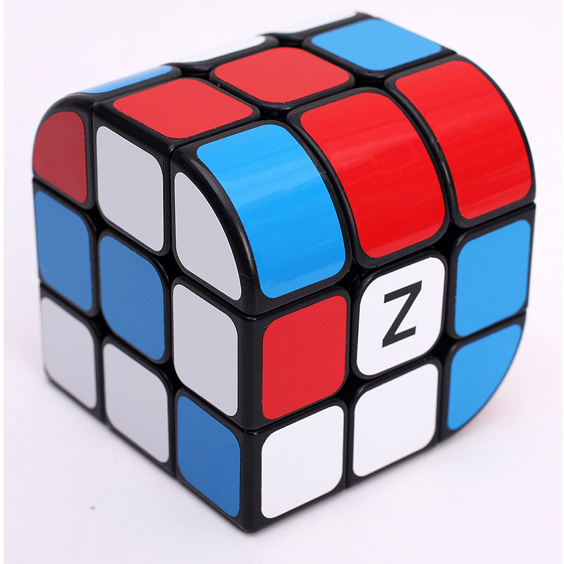 Zcube Trièdre Penrose 3 Couches Romain surface Puzzle Jouet Magique Cube Profissional Match Cube Jouets Enfants Cadeau Éducatif Jouet