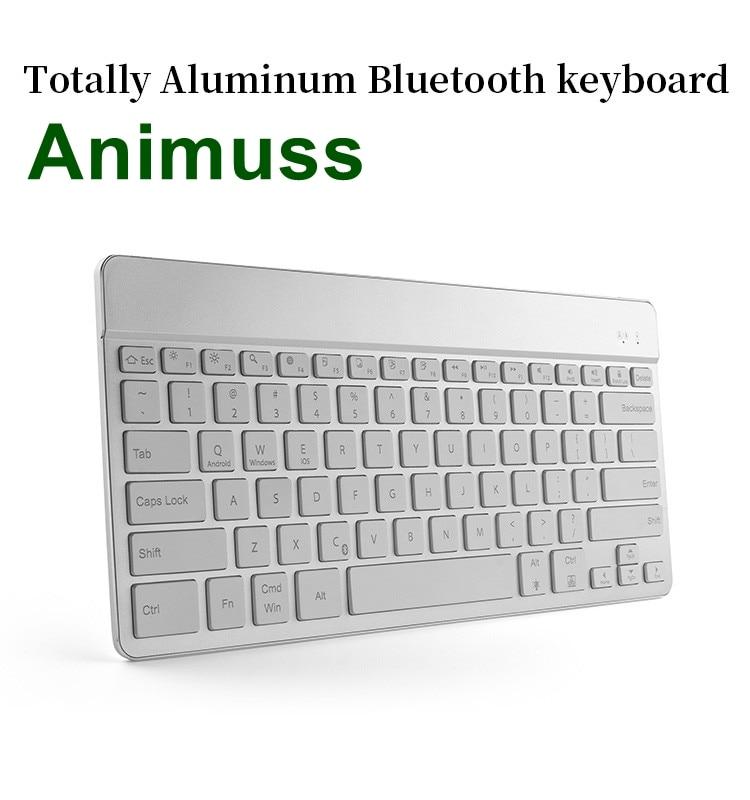 Animuss Portable slim wireless keyboard for Macbook, tablet pc Laptop wireless keyboard