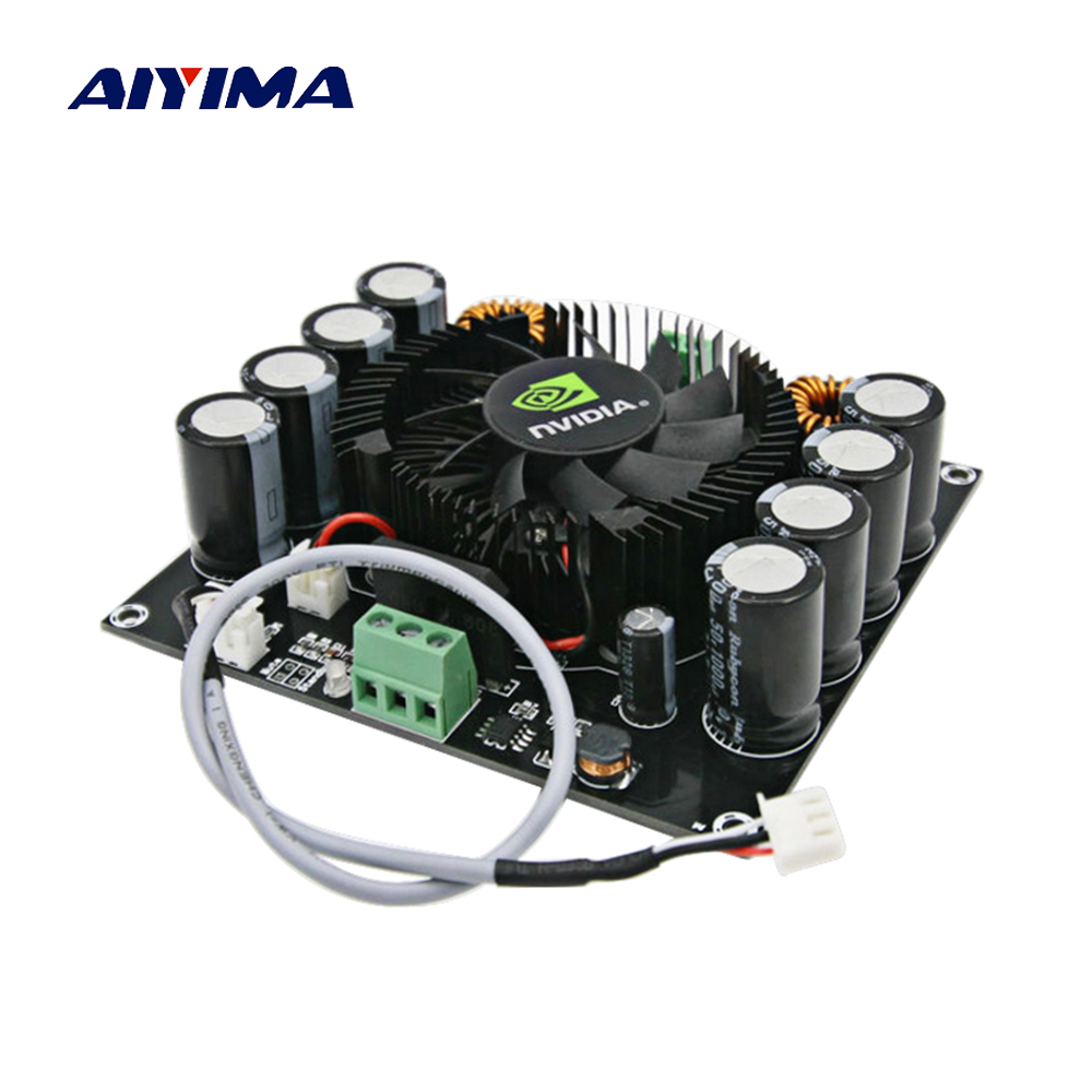 Free Shipping Tda7498 150w1 Class D Amplifier Board High Power Wholesale 2x 80w Stereo Circuit Design Aiyima Tda8954th Mono Digital Audio 420w Ad Amp Amplificador Dual Ac24v