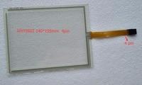 AMT9502 AMT 9502 touchpad originais 140*105mm 5.7 polegada 4 linha de tela de toque