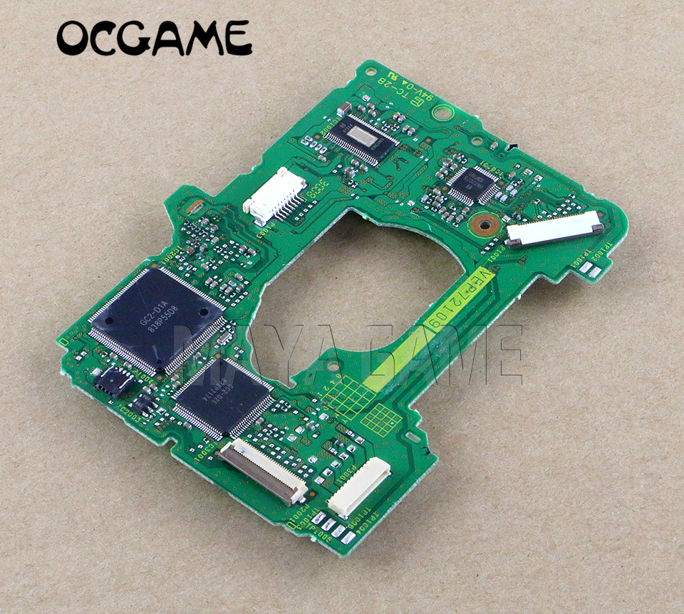 OCGAME Original DVD ROM Drive Board PCB Board For Wii For Nintendo Replacement Part DVD ROM DRIVE BOARD