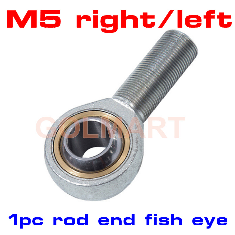 new 4pcs 4mm Internal screw rod end joint bearing SI4P//K