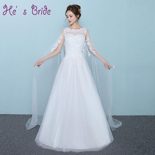 Hochzeit Kleid mit Schleier Kundenspezifische Plus Größe Die Neue ...