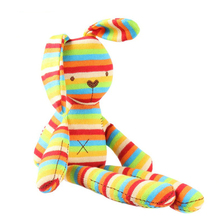 Newborn Toy Baby Cartoon Animal Rabbit Wool Doll Appease Accompanying 0-24 Months