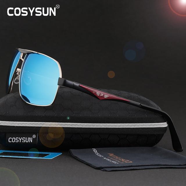 37a1461cc2 Nueva llegada marca pilot gafas de sol hombres conducción gafas de sol  marca diseñador hombres gafas
