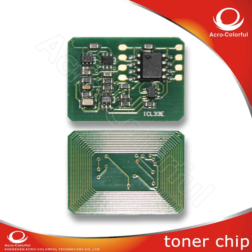 52125601 toner cartridge chip for OKI MPS 5500 MB reset chip refill laser printer toner cartridge for oki 01279001 with chip for oki b710n 710dn 720n 720dn 730n 730dn