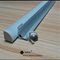 40m/lot ,20pcs of 2m aluminium profile,45degree corner led  profile for 10mm PCB board,radius led bar light