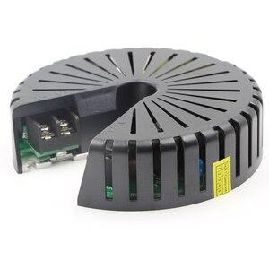 Image 3 - נהג LED אספקת חשמל שנאי 150 W 12.5A LED מתאם מתח מיתוג 110 V 220 V כדי 24 V 12 V עגולים צורה עבור 5050 led רצועת