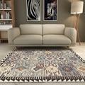 Винтажные классические большие 200x300 см коврики для дома  ковры для гостиной  Противоскользящие коврики с геометрическим 3D принтом  ТАПИС  са...