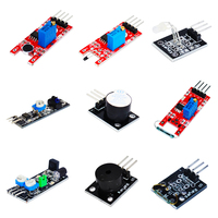 New Ultimate 37 In 1 Sensor Module Kit For Raspberry Pi 3 Compatible Arduino Uno R3