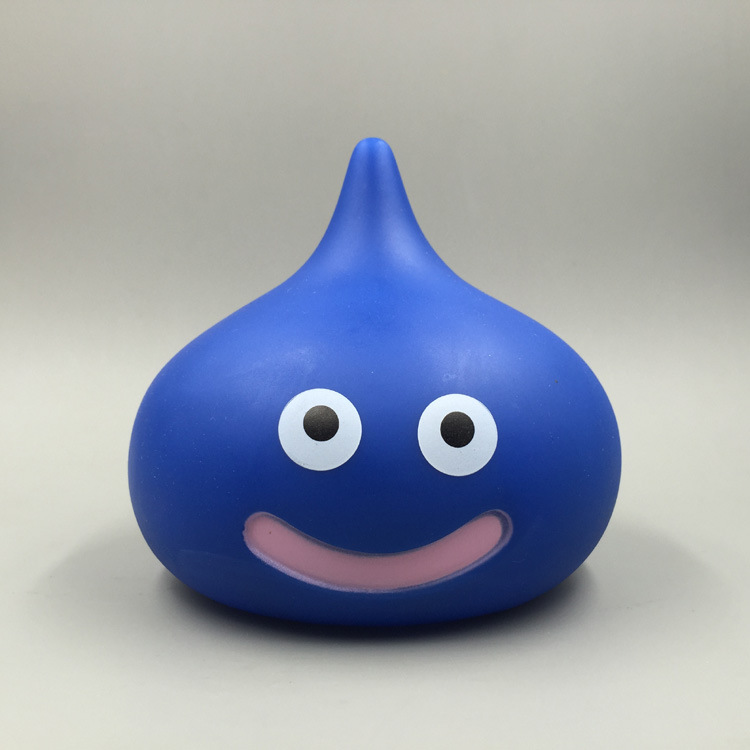 4styles Dragon Quest PVC Model Action Figure toys monster slime saving pot Toy Brinquedos gifts
