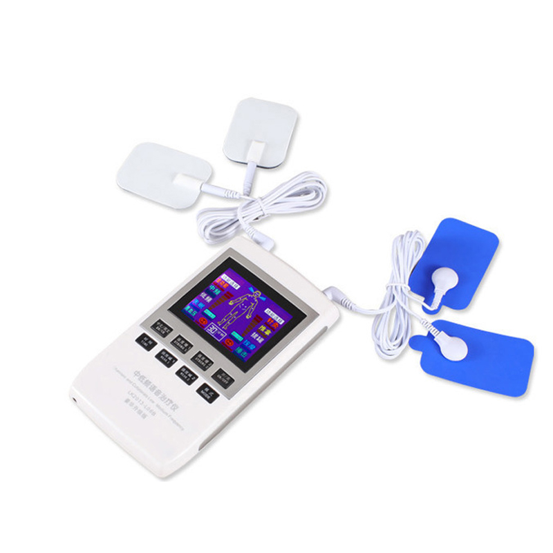 все цены на Electric Pulse TENS Ems Therapy Massager Muscle Stimulator Pain Relief Device Electrode Pad Acupuncture Body Foot Massage Device