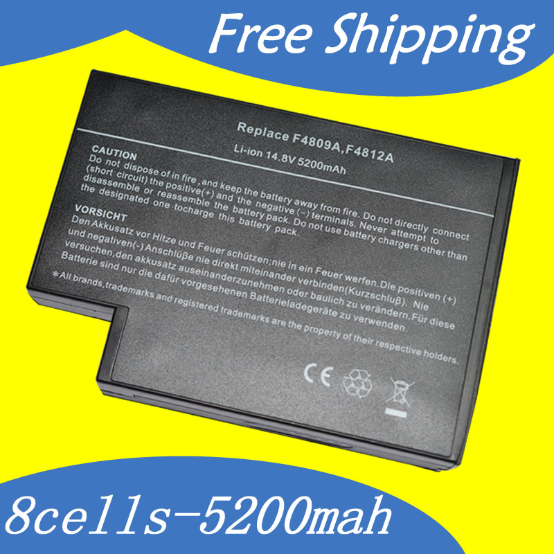 JIGU Laptop Battery For Hp For Compaq Business Notebook NX9008 NX9010 NX9020 NX9000 NX9005 NX9040 N1050V NX9030 NX9030CT <font><b>5200mah</b></font> image