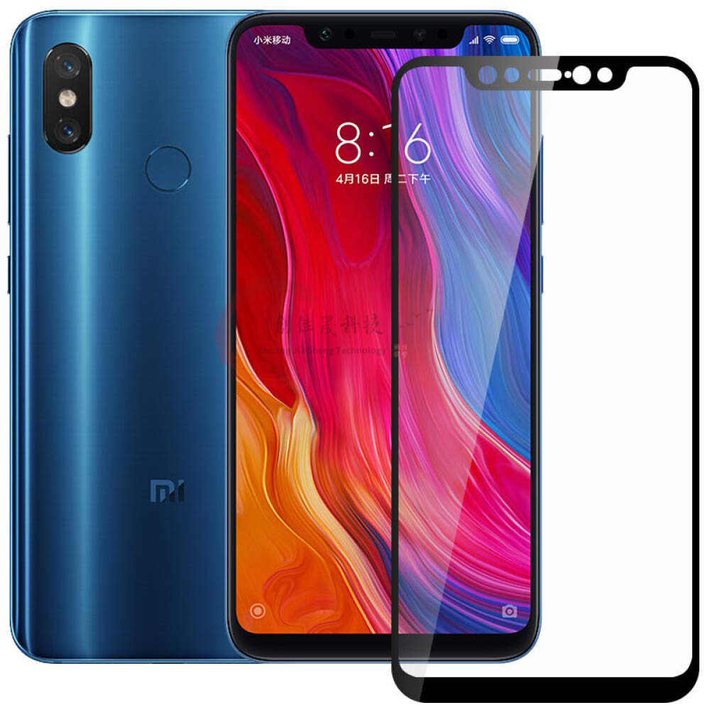For Xiao Mi8 se pro 9H Tempered Glass For Xiaomi 8 se pro Full Coverage Screen Protector For Mi 8  se pro Phone