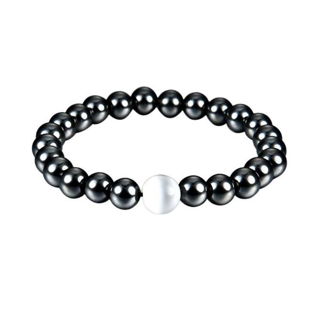 Bracelet Hématite Femme