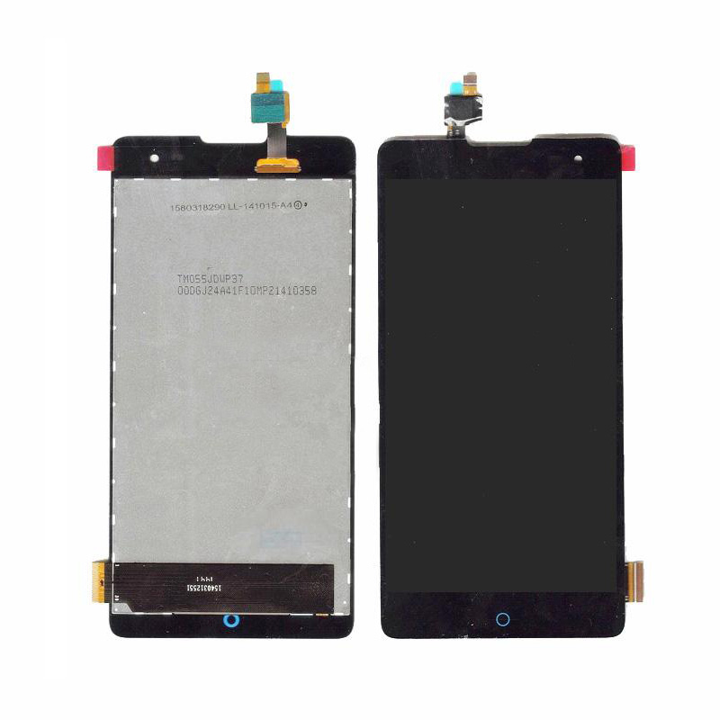 100% Tested Working LCD Display Touch Screen Digitizer Assembly For ZTE V5 MAX N958ST Mobile Phone Sensor Parts