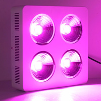 X1pcs High quality COB led grow light for commercial planting,free fast shipping 800w full spectrum for plant grow light lamp