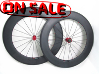 Farsports FSC88 CM 25T 700c road carbon Tubeless bicycle bike 88mm wheelset