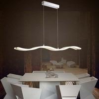 38W Pendant Lights For Dinning Room Livingroom Restaurant Kitchen Lights AC85 260V Luminaire Suspendu Pendant Lamps