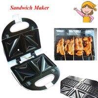 Free Shipping By DHL Sandwich Maker Toast Bread Breakfast Machine Household