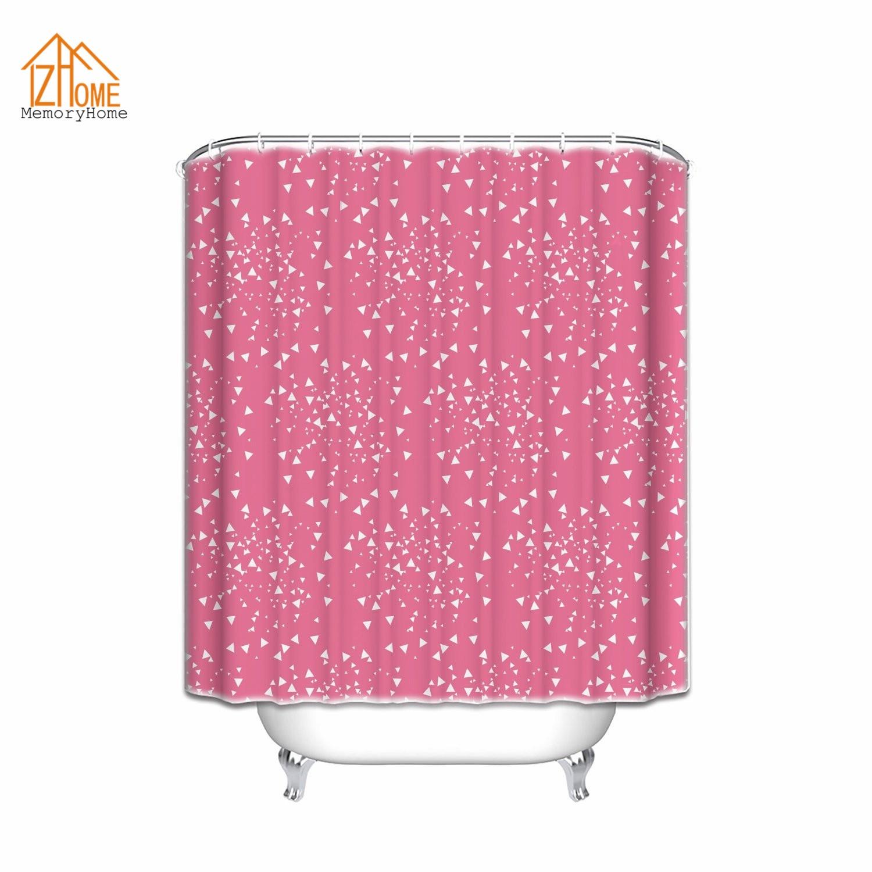 Memory Home Decor Shower Curtain Set New Design