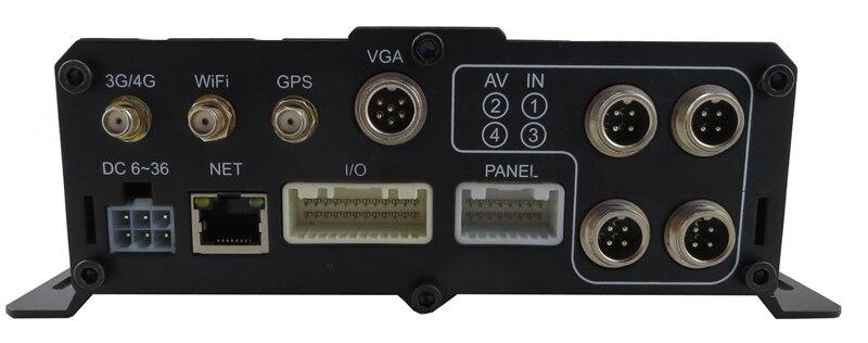 APV-MDR210 4CH DVR İsteğe bağlı işlevler GPS Konumlandırma PTZ - Güvenlik ve Koruma - Fotoğraf 6