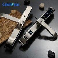 Биометрический Дверной замок отпечатков пальцев, умный электронный замок, проверка отпечатков пальцев с паролем и RFID ключ разблокировки