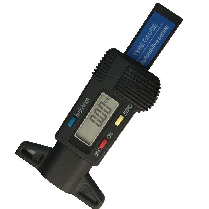 0,01 mAutomobilio padangos skaitmeninis protektoriaus gylio matuoklis - Matavimo prietaisai - Nuotrauka 3