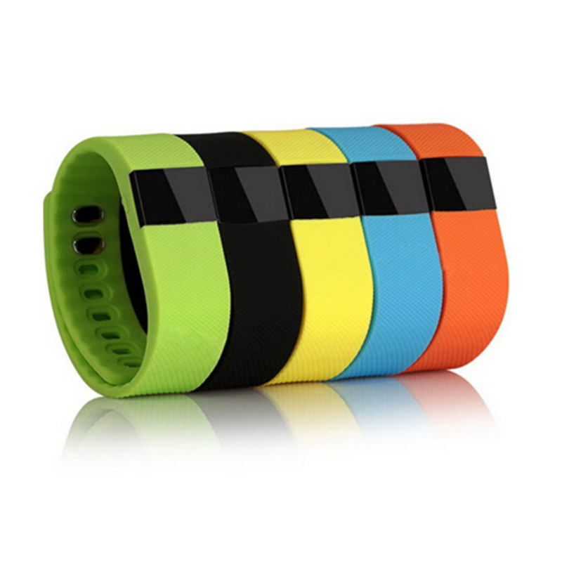2017 Hot Smartband TW64 activity tracker smart band six colors Sport fitness watch For iPhone Xiaomi