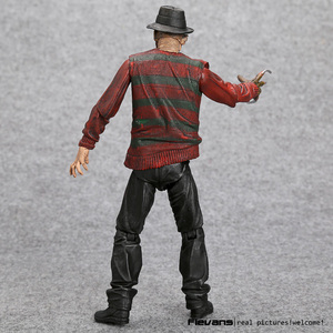 """Image 5 - NECA A Nightmare on Elm Street Freddy Krueger 30th PVC Action Figure Collectible Toy 7"""" 18cm"""