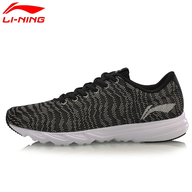 Li Ning Men S 2017 Blast Light Running Shoes Breathable Textile Sneakers Comfort Sports Shoes ARBM115