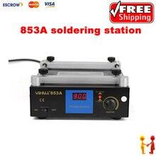 Freeshipping. YIHUA 853A Lead Free Preheating station, Motherboard BGA Preheater Soldering machine