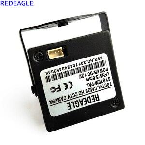 Image 2 - REDEAGLE 700TVL CMOS kablolu Mini kutu CVBS CCTV güvenlik kamera Metal gövde ile 3.6MM 2.8MM 6MM Lens isteğe bağlı