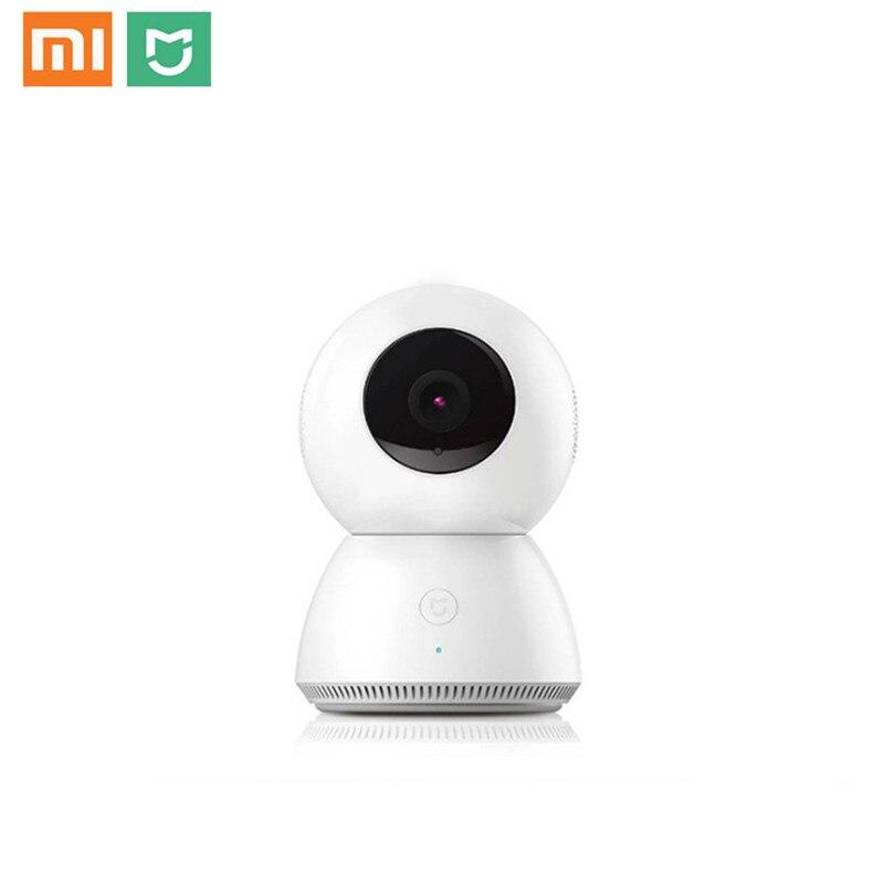 Xiaomi Mijia-caméra intelligente 1080P | Webcam, caméra IP, caméscope 360 Angle, panoramique, WIFI, sans fil, Zoom magique, Vision nocturne, Original