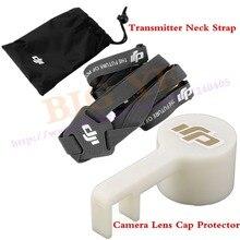 Transmitter Shoulder Strap Belt Sling +Digital camera Lens Cap Protector for DJI Phantom three Skilled Superior