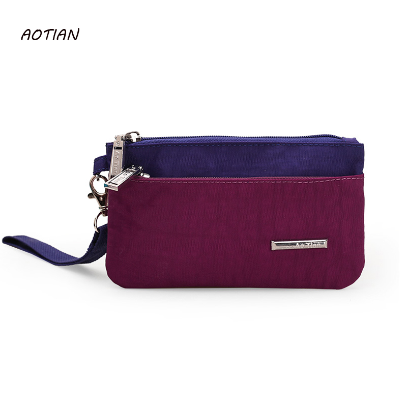 Womens Coin Purses 2018 New Impermeable water Wallets Female Small Wallet High Quality Money Bags Mujer Monederos Para Monedas