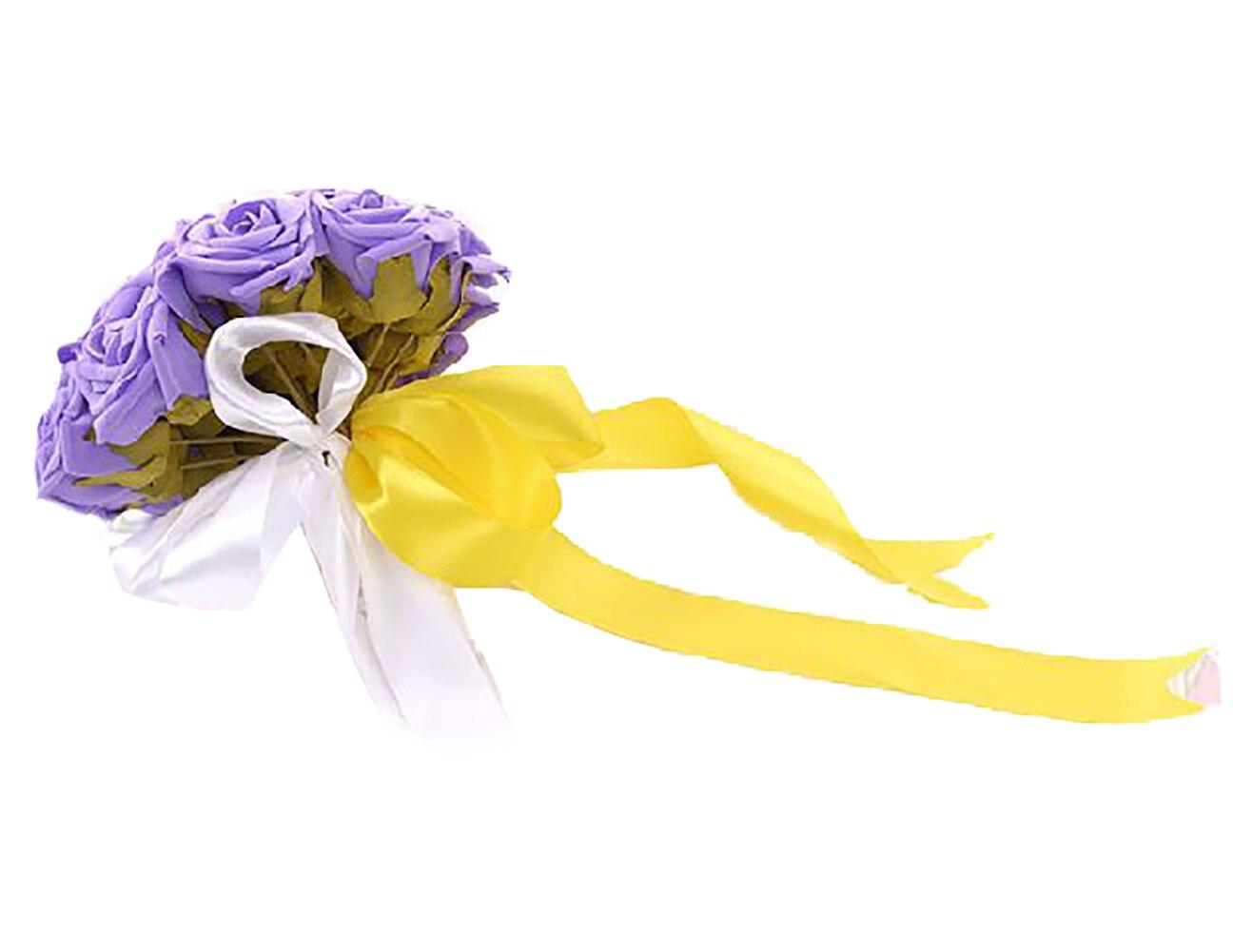 Geschickt Liebe Live Blume Hochzeit Wecken Ver Tojo Nozomi Nishikino Maki Hoshizora Rin Koizumi Hanayo Cosplay Hand Bouquets