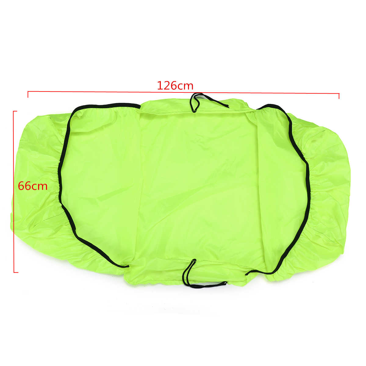 Rear Bicycle Waterproof Silk Ultralight Foldable Protective Pannier Rain Cover