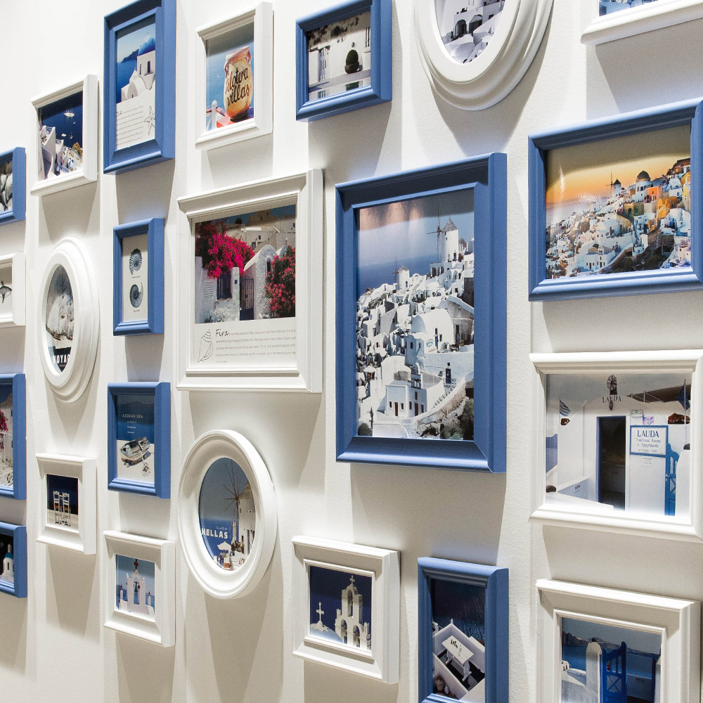 Wall Collage Picture Frames popular wall collage frame set-buy cheap wall collage frame set