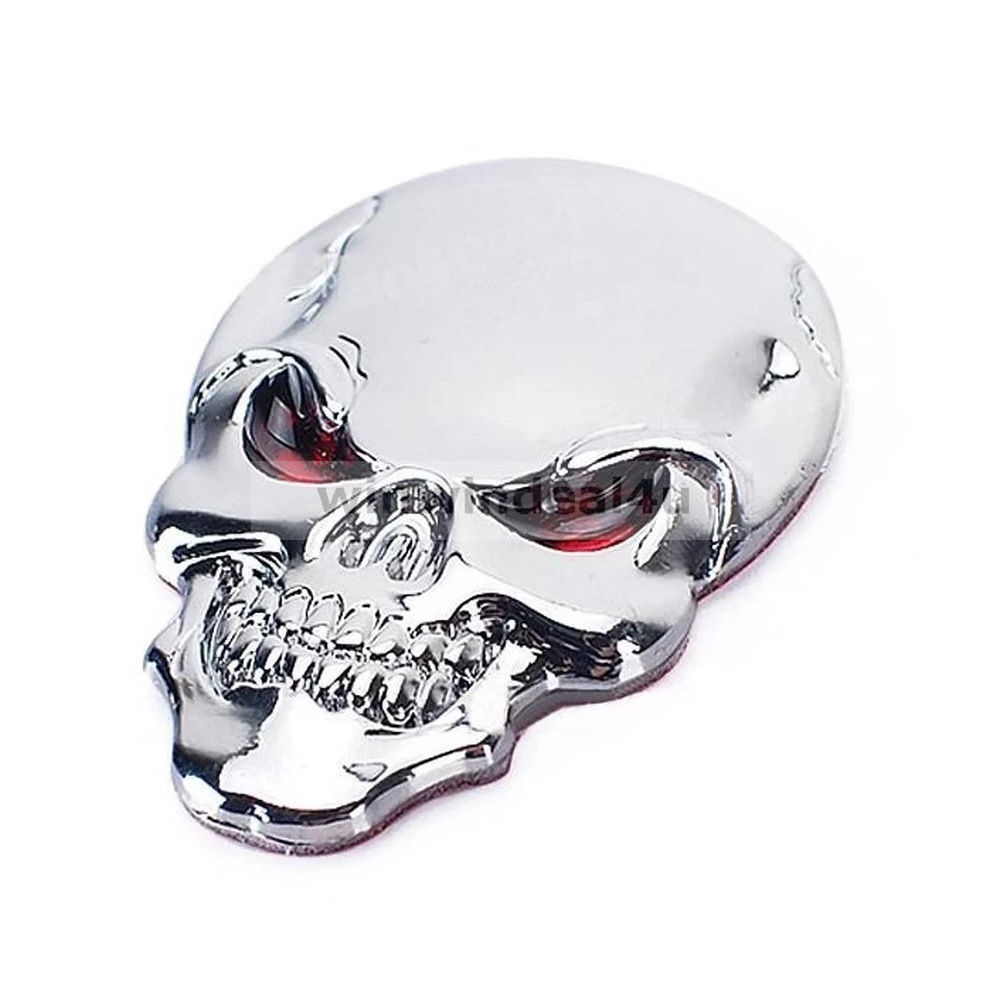 Popular Motorcycle Skull StickersBuy Cheap Motorcycle Skull - Skull decals for motorcycles