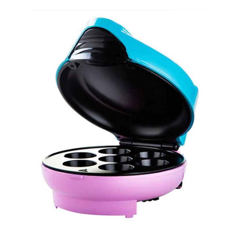 The United States Nostalgia Cup Cake party set Cupcake machine cake double side heating electric baking pan bakers ez way dragees silver sugar cake cupcake cookie sprinkles 2mm