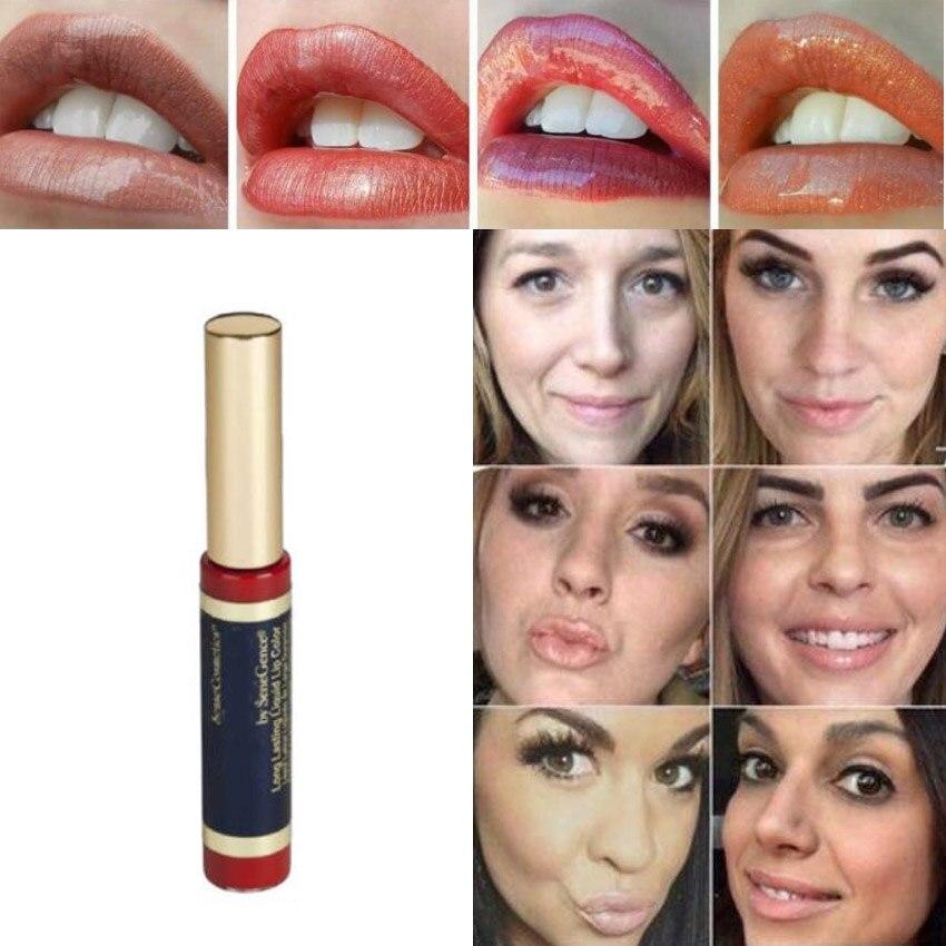 Cosméticos labio sentido larga duración Líquido Color de labios lápiz labial brillo de sidra de manzana Napa perla brillo brillante Ooops removedor impermeable 12