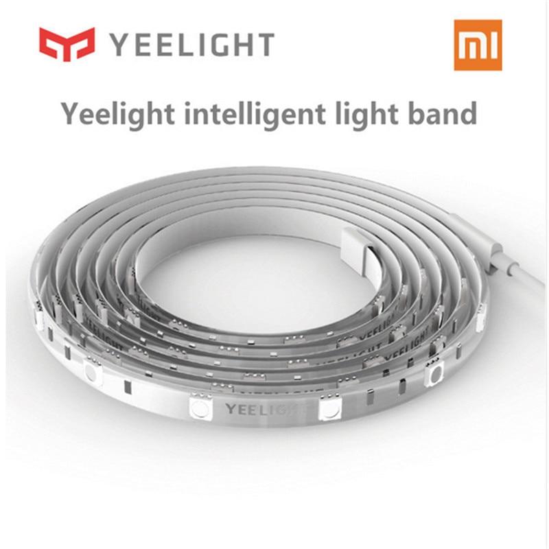 Original Xiaomi Yeelight RGB Smart LED Light Strip WiFi Remote Control 16 Million Colors Flexible Intelligent Scenes 60 Led