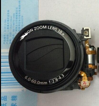 Оригинальный Цифровой Камеры Зум-объектив Аксессуары для Canon Powershot SX100 SX110 PC1256 PC1311 ОБЪЕКТИВ