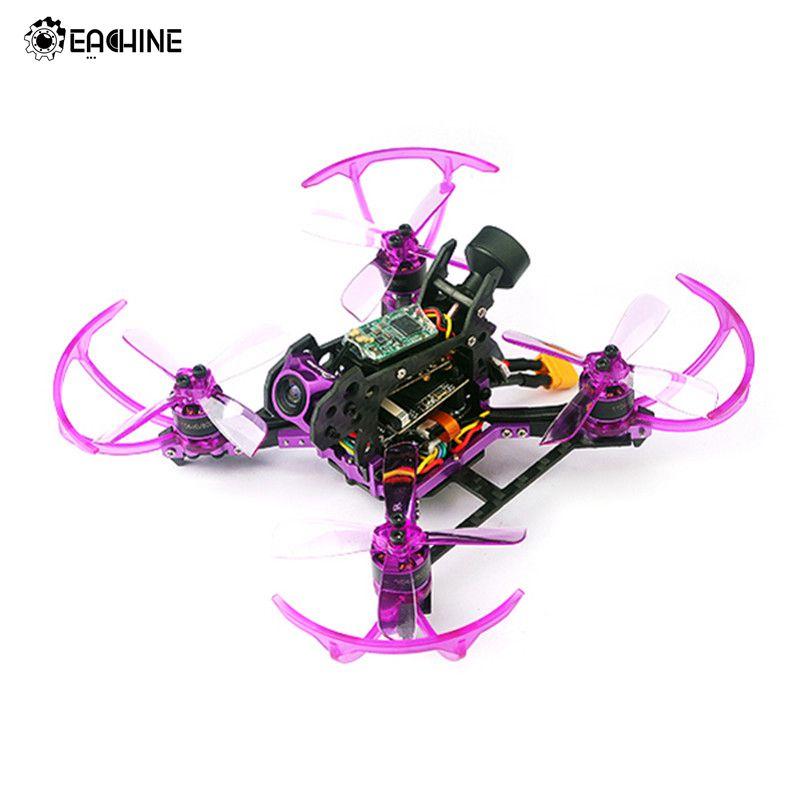 Eachine Lizard105S FPV Racing Drone BNF F4SD 28A Blheli_S ESC 720 p DVR 5.8g 25/200 mw VTX 4S VS Assistant X220S