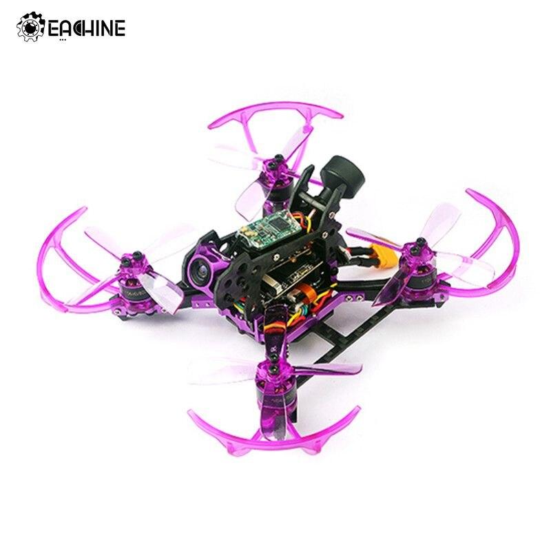 Eachine Lizard105S FPV Drone De Course BNF F4SD 28A Blheli_S ESC 720 p DVR 5.8g 25/200 mw VTX 4S VS Assistant X220S