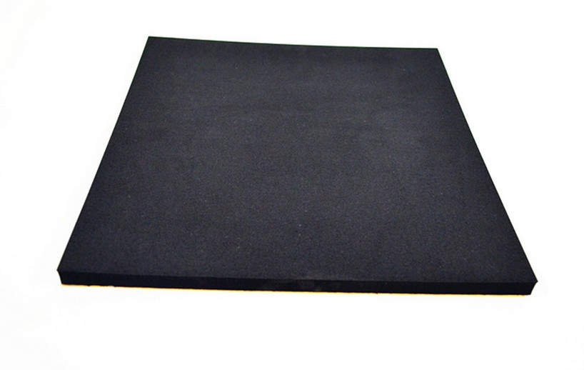 Universal Motorcycle Race Foam Seat Pad Adhesive 12mm Thickness Black