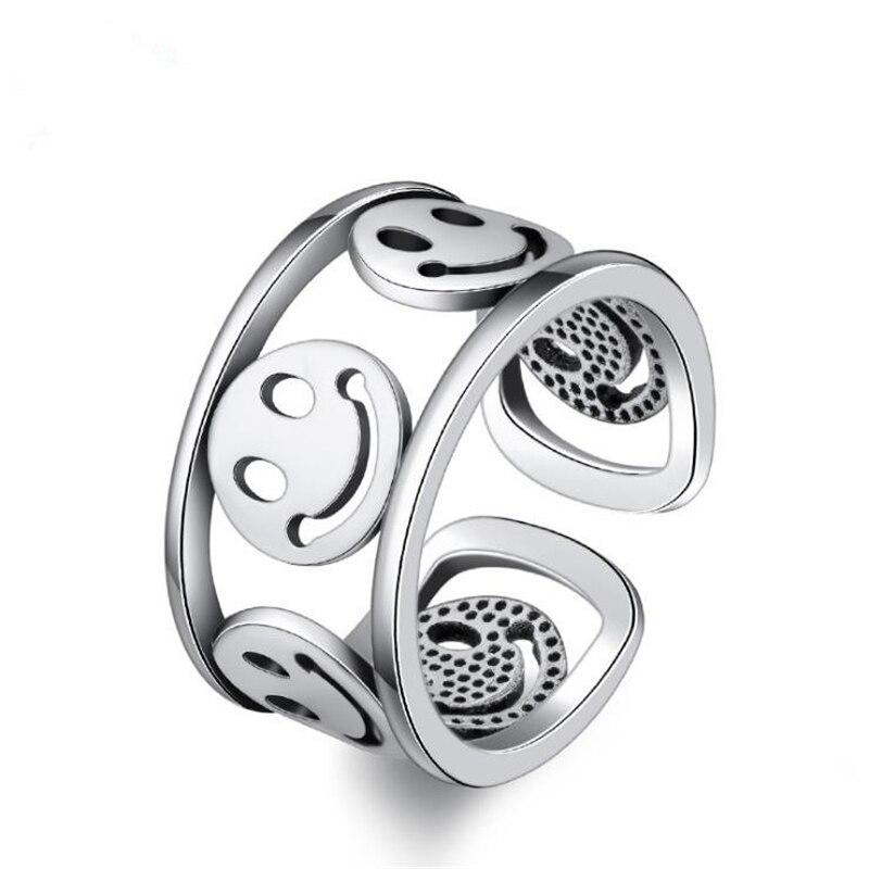 Thai Wedding Gifts: ONEVAN Vintage Thai Silver 925 Rings For Women Wedding