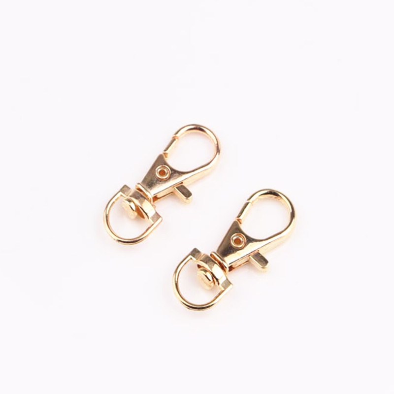 "1/"" 25mm Finding Lanyard Hook Clasps Clip Chain Link Belt Purse Handbag Connect"